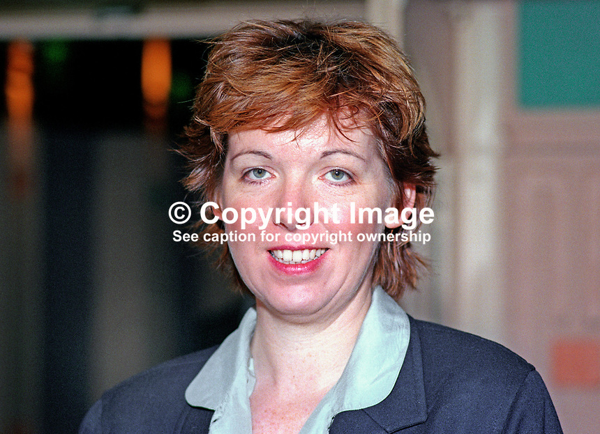 Julie Owen, PPC, prospective parliamentary candidate, politician,  Labour Party, UK , 19901015JO..Copyright Image from Victor Patterson, 54 Dorchester Park, Belfast, UK, BT9 6RJ..Tel: +44 28 9066 1296.Mob: +44 7802 353836.Voicemail +44 20 8816 7153.Skype: victorpattersonbelfast.Email: victorpatterson@me.com.Email: victorpatterson@ireland.com (back-up)..IMPORTANT: If you wish to use this image or any other of my images please go to www.victorpatterson.com and click on the Terms & Conditions. Then contact me by email or phone with the reference number(s) of the image(s) concerned.