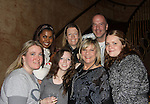 Kim Zimmer and fans, Sundi, Brie, Kim, Rachel - (Back) Amerika, Christine & Bill) you have all signed papers)  at the 4th Annual Curtains Up for a Cure benefitting Huntington's Disease Society of America on January 31, 2011 at Village Cinema East, New York City, New York. (Photo by Sue Coflin/Max Photos)