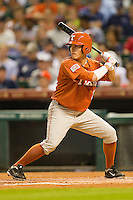 Mark Payton #2 of the Texas Longhorns at bat against the Rice Owls at Minute Maid Park on March 2, 2012 in Houston, Texas.  The Longhorns defeated the Owls 11-8.  (Brian Westerholt/Four Seam Images)