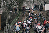60 (!) 15yr olds trying their shot at the belgian tricolore<br /> <br /> Belgian National CX Championships / Koksijde 2018