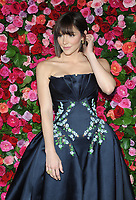 NEW YORK, NY - JUNE 10: Katharine McPhee attends the 72nd Annual Tony Awards at Radio City Music Hall on June 10, 2018 in New York City.  <br /> CAP/MPI/JP<br /> &copy;JP/MPI/Capital Pictures