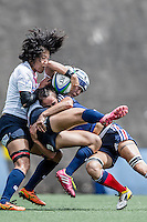 IRB Women's Sevens World Series Qulifier 2014