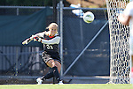 28 August 2011: North Carolina's Adelaide Gay. The University of North Carolina Tar Heels defeated the University of Houston Cougars 6-1 at Fetzer Field in Chapel Hill, North Carolina in an NCAA Women's Soccer game.