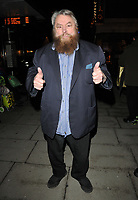 Brian Blessed at the Prince's Foundation for Children and the Arts annual carol concert, Holy Trinity Church, Sloane Street, London, England, UK, on Monday 03 December 2018.<br /> CAP/CAN<br /> &copy;CAN/Capital Pictures
