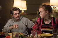 Liv Hewson & Austin Abrams.<br /> Puzzle (2018)<br /> *Filmstill - Editorial Use Only*<br /> CAP/RFS<br /> Image supplied by Capital Pictures