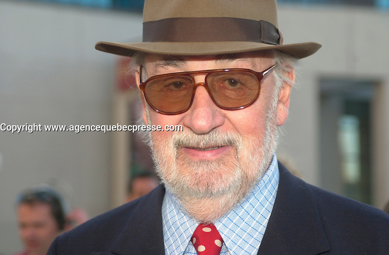 sept 8,  2003, Montreal, Quebec, Canada<br /> <br /> French actor Phillipe Noiret at the Montreal Premiere of Michel Boujenah P&raquo;RE ET FILS, sept 8 2003<br /> <br /> <br /> Mandatory Credit: Photo by Pierre Roussel- Images Distribution. (&copy;) Copyright 2003 by Pierre Roussel <br /> <br /> All Photos are on www.photoreflect.com, filed by date and events. For private and media sales