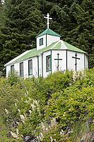 St. Nicholas Russian Orthodox Church?, Hoonah, AK, Alaska, USA
