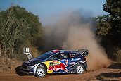 5th October 2017, Costa Daurada, Salou, Spain; FIA World Rally Championship, RallyRACC Catalunya, Spanish Rally; Sebastien OGIER - Julien INGRASSIA of M-Sport WRT during the shakedown
