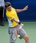 Mardy Fish (USA) Defeats Julien Benneteau (FRA) 6-3, 7-5