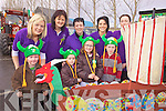 CHILD'S PLAY: Staff and children from Castlemaine Childcare Centre taking part in the Milltown Parade on Wednesday morning..