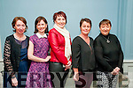 Kockanure Fashion Show: Pictured at the Knockanure Community Centre Fashion show at the Listowel Arms Hotel on Friday night last were Joan Stack, Catherine Flynn, Carina Stack, Yvonne Shine & Mary Brosnan.