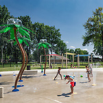 John Bishop Park Splash Pad
