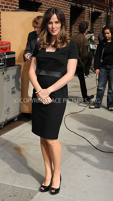 WWW.ACEPIXS.COM . . . . . ....April 29 2009, New York City....Actress Jennifer Garner made an appearance at the 'Late Show With David Letterman' at the Ed Sullivan Theater on April 29, 2009 in New York City. ....Please byline: KRISTIN CALLAHAN - ACEPIXS.COM.. . . . . . ..Ace Pictures, Inc:  ..tel: (212) 243 8787 or (646) 769 0430..e-mail: info@acepixs.com..web: http://www.acepixs.com