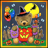 GIORDANO, CUTE ANIMALS, LUSTIGE TIERE, ANIMALITOS DIVERTIDOS, Halloween, paintings+++++,USGI1546M,#AC#