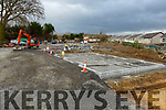 Construction site on the Abbeydorney road in Tralee