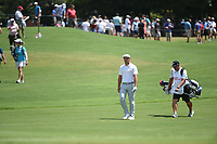 Bryson DeChambeau (USA)during the second round of The Tour Championship, East Lake Golf Club, Atlanta, Georgia, USA. 23/08/2019.<br /> Picture Ken Murray / Golffile.ie<br /> <br /> All photo usage must carry mandatory copyright credit (© Golffile | Ken Murray)
