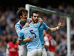 141213 Manchester City v Arsenal