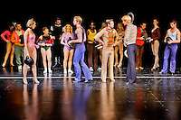 """A Chorus Line"" by Stages St. Louis press photos"