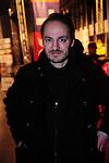 &copy;www.agencepeps.be/ F.Andrieu  - Belgique -Mons - 130216 - Festival du Film d'Amour de Mons<br /> Rongione Fabrizzio