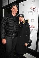Glen Murray, Stacia Robitaille<br /> KIA SUPPER SUITE BY STK hosts gala dinner for Luc Robitaille's ECHOES OF HOPE charity, Handle Restaurant and Bar, Park City, UT 01-23-15<br /> David Edwards/DailyCeleb.com 818-915-4440