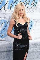 LONDON, UK. June 25, 2019: Alice Dellal arriving for the Serpentine Gallery Summer Party 2019 at Kensington Gardens, London.<br /> Picture: Steve Vas/Featureflash