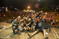 PIRACICABA,SP 23.05.2015 - VIRADA-PAULISTA - A banda Lô Balaio durante Virada Cultural Paulista na cidade de Piracicaba no interior de São Paulo neste sabado,23 (Foto: Mauricio Bento / Brazil Photo Press)
