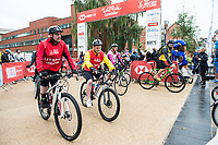 Let's Ride Leicester - 12 Aug 2018