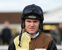 Jockey Nick Schofield during Horse Racing at Wincanton Racecourse on 5th December 2019