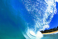 Wave, off the wall sandbar, Oahu