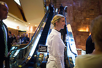 Ivanka Trump, daughter of President-elect of the United States, Donald Trump is seen inside the lobby of Trump Tower in Manhattan, New York, U.S., on Friday, November 18, 2016. <br /> Credit: John Taggart / Pool via CNP /MediaPunch