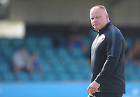 Connah's Quay Nomads' Manager Andy Morrison<br /> <br /> Photographer Kevin Barnes/CameraSport<br /> <br /> UEFA Europa League 2nd Qualifying Round 1st Leg - Connah's Quay Nomads v Partizan Belgrade - Thursday July 25th 2019 - Belle Vue Stadium - Rhyl<br />  <br /> World Copyright © 2019 CameraSport. All rights reserved. 43 Linden Ave. Countesthorpe. Leicester. England. LE8 5PG - Tel: +44 (0) 116 277 4147 - admin@camerasport.com - www.camerasport.com
