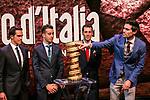 Foto LaPresse -Stefano De Grandis<br /> 29/11/2017  Milano ( italy )<br /> <br /> presentazione giro d'Italia<br /> workshop<br /> <br /> <br /> <br /> Foto LaPresse -Stefano De Grandis<br /> 29/11/2017  Milano ( italy )<br /> <br /> Giro D'Italia 2018 presentation