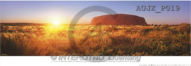 Dr. Xiong, LANDSCAPES, panoramic, photos, Uluru, Australia(AUJXP019,#L#)