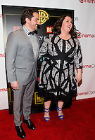 LAS VEGAS, NV - March 27: Ben Falcone and Melissa McCarthy pictured arriving at Warner Broters Presentation at Cinemacon 2014 at Caesars Palace in Las Vegas, NV on March 27, 2014. © Kabik/ Starlitepics