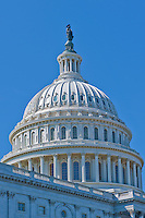 Capitol Dome, Washington DC, District of Columbia, USA,  Capital of the United States