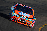 Apr 11, 2008; Avondale, AZ, USA; NASCAR Sprint Cup Series driver Jeff Burton during practice for the Subway Fresh Fit 500 at Phoenix International Raceway. Mandatory Credit: Mark J. Rebilas-