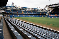 General view of Chelsea FC Football Ground, Stamford Bridge, London, pictured on 29th June 1996