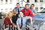 Pictured at the launch of the intercultural open day at Killarney Garda Station on Friday next, 25th March, were Patricia O'Brien, Garda Diane Collins, Millat Rahman, Garda Brendan O'Donovan, Raza Kabir and Saifur Rahman.................
