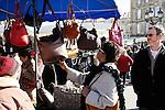 20080202 - France - Aquitaine - Bordeaux<br /> LE MARCHE SAINT-MICHEL, PLACE SAINT-MICHEL A BORDEAUX.<br /> Ref : MARCHE_015.jpg - © Philippe Noisette.