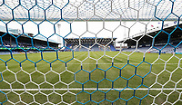 A general view of the Fratton Park stadium<br /> <br /> Photographer Andrew Kearns/CameraSport<br /> <br /> The EFL Sky Bet League One - Portsmouth v Blackpool - Saturday 12th January 2019 - Fratton Park - Portsmouth<br /> <br /> World Copyright © 2019 CameraSport. All rights reserved. 43 Linden Ave. Countesthorpe. Leicester. England. LE8 5PG - Tel: +44 (0) 116 277 4147 - admin@camerasport.com - www.camerasport.com