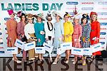 Carol Stanley (Ballyhahill, Limerick) Siobhan Coakley (Glenflesk, Killarney),  Aoibhne McElhinney (White's Cross Cork), Myra O'Toole (Kilkenny), Sarah Leen (Newcastlewest, Limerick), Niamh O'Doherty (Newcastlewest, Limerick), Patricia Daly (Newcastlewest, Limerick), Joanne Foley (Glin, Limerick), Veronica Murphy (Wexford) and Siobhan Boyce (Newcastlwest, Limerick), finalists at Ladies Ladies in LIstowel on Friday last.