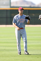 Drew Cisco - Cincinnati Reds - 2010 Instructional League.Photo by:  Bill Mitchell/Four Seam Images..