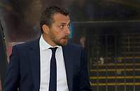 Manager Slavisa Jokanovic of Fulham during the Carabao Cup match between Wycombe Wanderers and Fulham at Adams Park, High Wycombe, England on 8 August 2017. Photo by Alan  Stanford / PRiME Media Images.