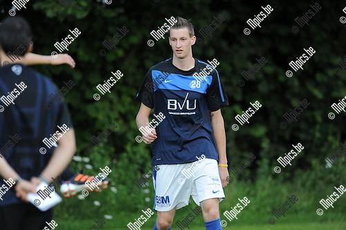2012-07-21 / Voetbal / seizoen 2012-2013 / KV Vosselaar / Jonas Van Nyen..Foto: Mpics.be