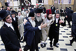 Israel, Jerusalem, Purim holiday at the Ultra Orthodox Me?a She?arim quarter, 2006<br />