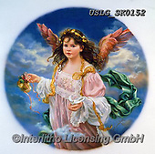 CHILDREN, KINDER, NIÑOS, paintings+++++,USLGSK0152,#K#, EVERYDAY ,Sandra Kock, victorian ,angels