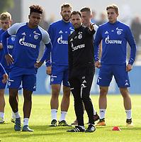 Allenamento Schalke04 <br /> DOMENICO TEDESCO <br /> Foto imago/Udo Gottschalk /Insidefoto