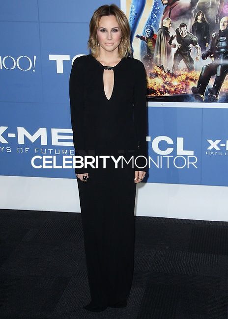 "NEW YORK CITY, NY, USA - MAY 10: Keltie Knight at the World Premiere Of Twentieth Century Fox's ""X-Men: Days Of Future Past"" held at the Jacob Javits Center on May 10, 2014 in New York City, New York, United States. (Photo by Jeffery Duran/Celebrity Monitor)"