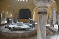 Asie/Israël/Galilée/Saint-Jean-d'Acre: le Bain Turc Musée Municipal - Hammam El-Pacha