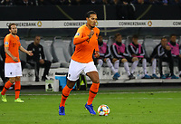 Virgil Van Dijk (Niederlande) - 06.09.2019: Deutschland vs. Niederlande, Volksparkstadion Hamburg, EM-Qualifikation DISCLAIMER: DFB regulations prohibit any use of photographs as image sequences and/or quasi-video.